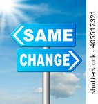 change same repeat the old or... | Shutterstock . vector #405517321