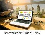 emotional intelligence... | Shutterstock . vector #405521467