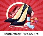 women accessories  set of...   Shutterstock .eps vector #405522775