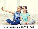 people  children  technology ... | Shutterstock . vector #405591841