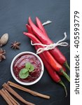 Small photo of Korean red pepper gochujang for cooking