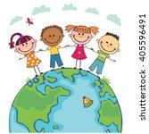 Globe Kids. International...