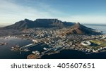aerial coastal view of cape... | Shutterstock . vector #405607651