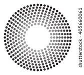 geometric modern vector pattern.... | Shutterstock . vector #405660061