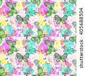 background. seamless pattern. a ... | Shutterstock . vector #405688504