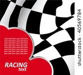 racing background   Shutterstock .eps vector #40569784
