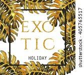vector illustration of holiday... | Shutterstock .eps vector #405765517
