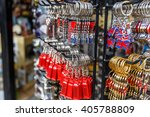 Chinese Souvenirs In Shop ...