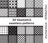 seamless pattern | Shutterstock .eps vector #405865561