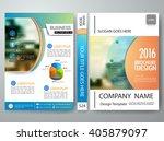flyers design template vector.... | Shutterstock .eps vector #405879097