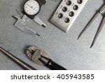 tools set of jewellery. jewelry ... | Shutterstock . vector #405943585