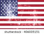america flag   Shutterstock . vector #406035151