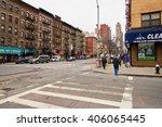 new york   circa march  2016 ...   Shutterstock . vector #406065445