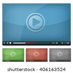 video player for web and tablet ...