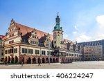 Leipzig  Old  Townhall  Market