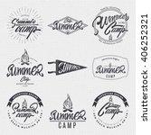 Summer Camp   Badge Summer Cam...