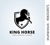 King Horse Logo.horse Logo...