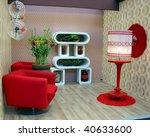 modern living room | Shutterstock . vector #40633600