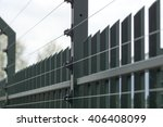 Electric Border Fence For...