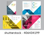 template design  layout ... | Shutterstock .eps vector #406434199
