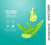 Collagen Serum Aloe Vera And...