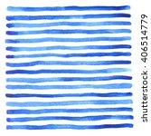 Marine Background With Stripes...
