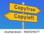 Copyfree Vs Copyleft Concept ...