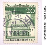 west germany   circa 1968  a... | Shutterstock . vector #40654357