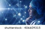 innovative technologies in... | Shutterstock . vector #406609315