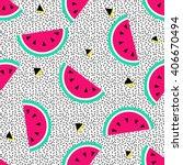Watermelon Seamless Pattern....