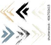 cute vector geometric seamless...   Shutterstock .eps vector #406702615