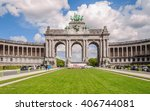 perspective panoramic view to... | Shutterstock . vector #406744081