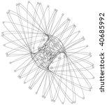 abstract design   Shutterstock .eps vector #40685992