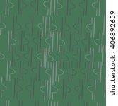 seamless pattern of zodiac... | Shutterstock .eps vector #406892659