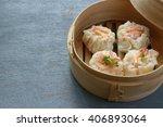 Shrimp Shumai  A Steamed Dish...