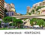 Cityscape Of Monaco....