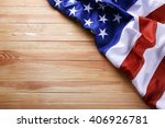 flag of united states of... | Shutterstock . vector #406926781