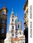 St. Nicholas Temple  Prague ...