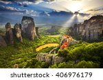Greece. Meteora   Incredible...