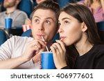 so fascinating. closeup shot of ... | Shutterstock . vector #406977601