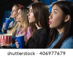 bon appetit  closeup shot of a...   Shutterstock . vector #406977679