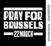 the terrorist attack in... | Shutterstock .eps vector #406985059