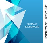 abstract background with... | Shutterstock .eps vector #406993339