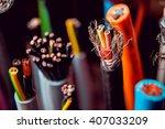 electrical equipment.... | Shutterstock . vector #407033209