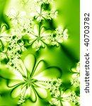 beautiful flowers | Shutterstock . vector #40703782