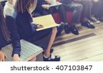 classmate educate friend... | Shutterstock . vector #407103847