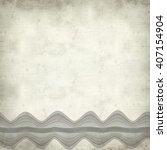 textured old paper background... | Shutterstock . vector #407154904