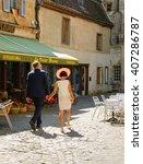 Semur En Auxois  France  ...