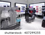 modern and fashionable interior ... | Shutterstock . vector #407299255