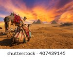 Egypt. Cairo   Giza. General...